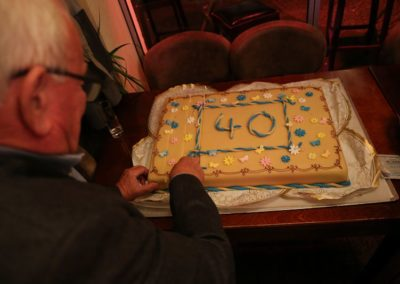 40 Jahre Falkenjäger Corps57